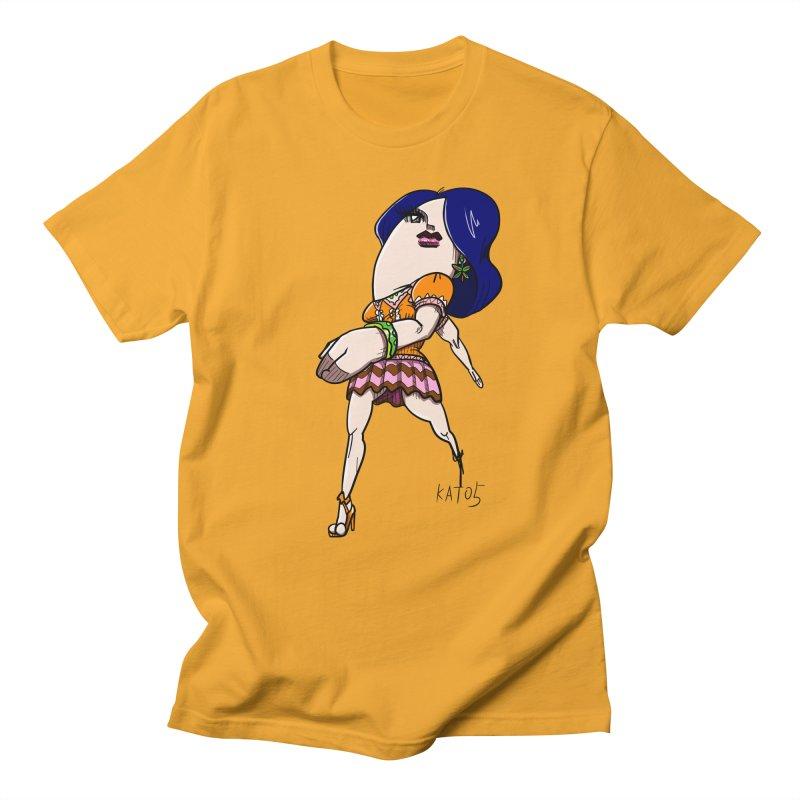 kato5sLady 1 Men's Regular T-Shirt by kato5's Shop