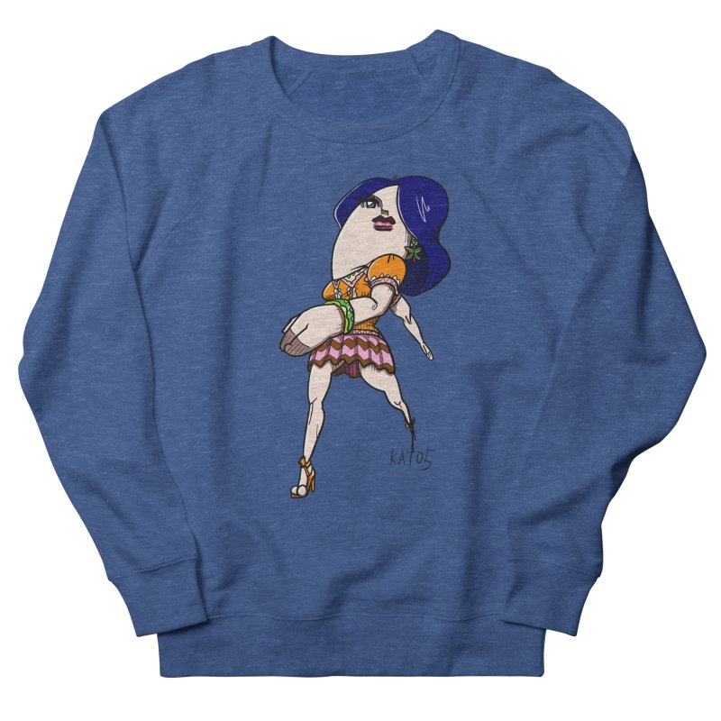 kato5sLady 1 Women's Sweatshirt by kato5's Shop