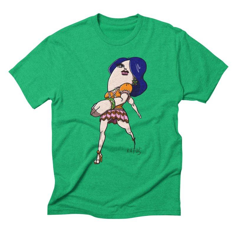 kato5sLady 1 Men's Triblend T-Shirt by kato5's Shop