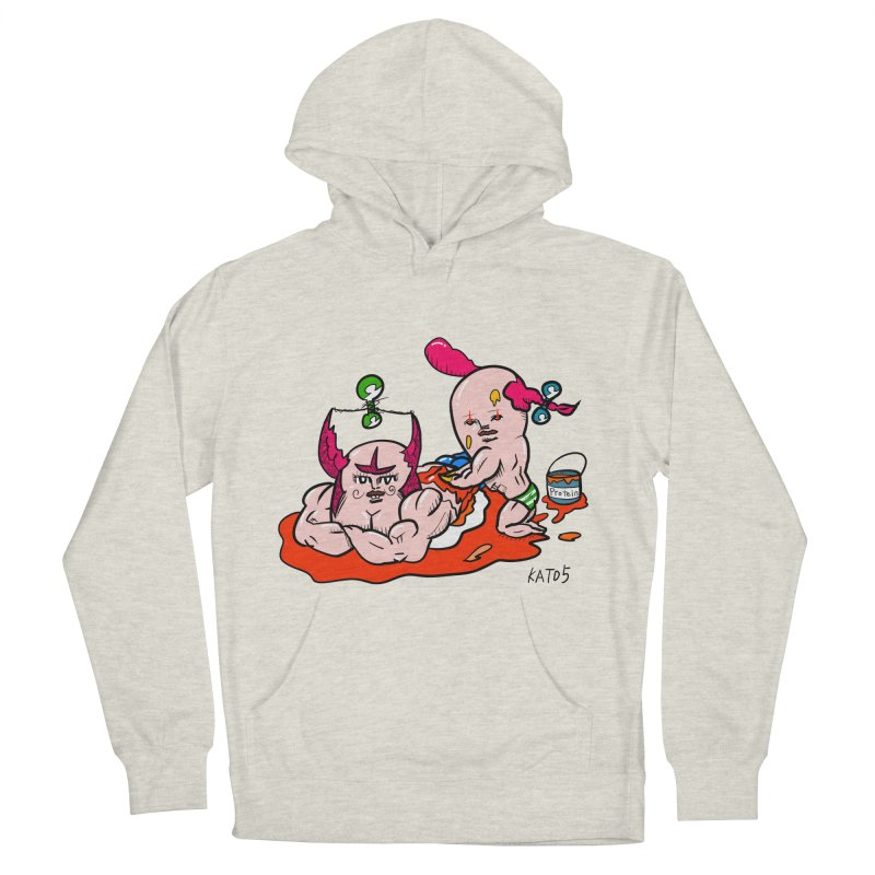 MuscleCaste 1 Men's Pullover Hoody by kato5's Shop