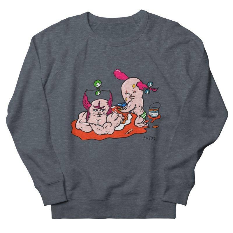 MuscleCaste 1 Women's Sweatshirt by kato5's Shop