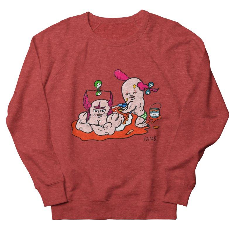 MuscleCaste 1 Men's Sweatshirt by kato5's Shop