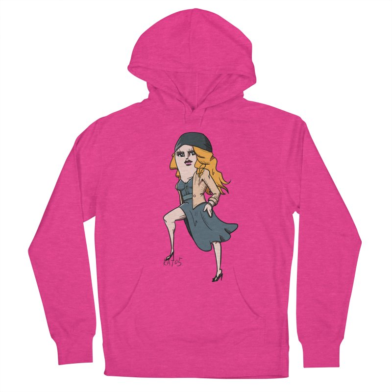 kato5sLady 2 Women's Pullover Hoody by kato5's Shop