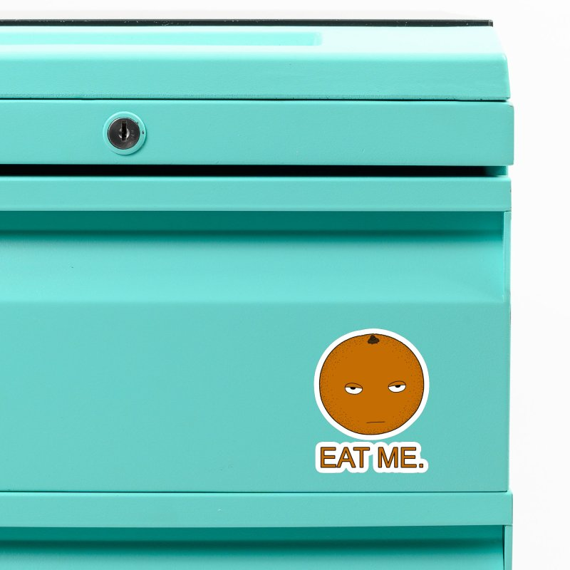 Eat Me Accessories Magnet by KAUFYSHOP
