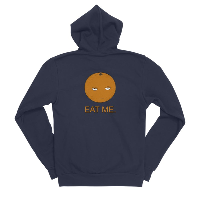 Eat Me Men's Zip-Up Hoody by KAUFYSHOP