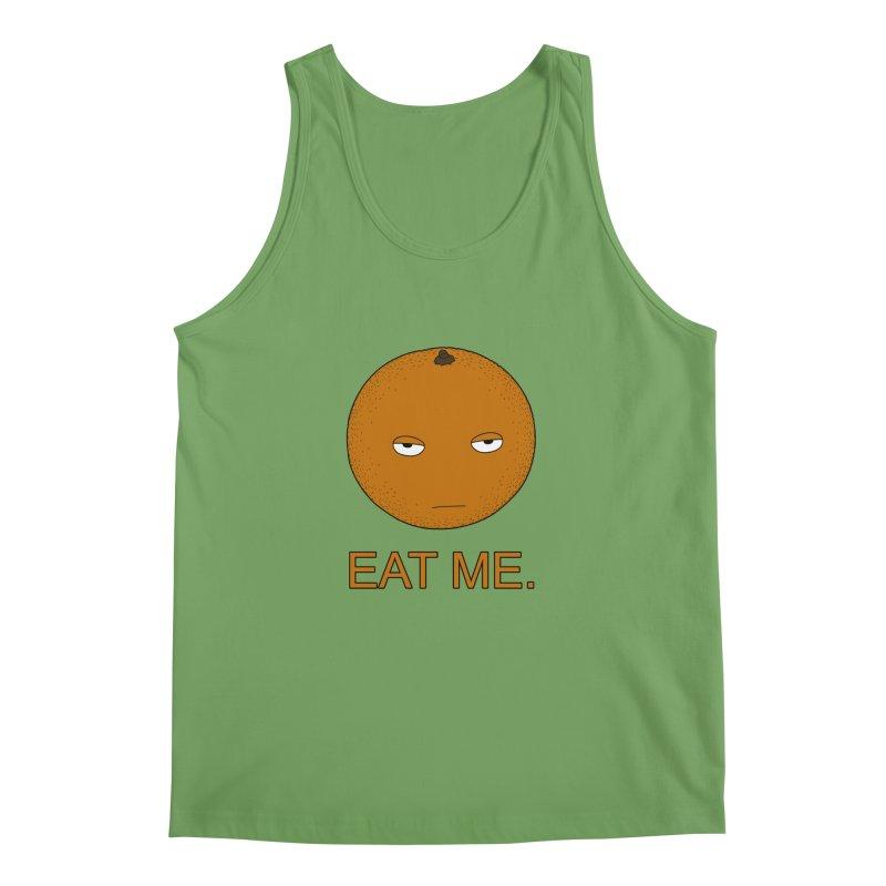 Eat Me Men's Tank by KAUFYSHOP