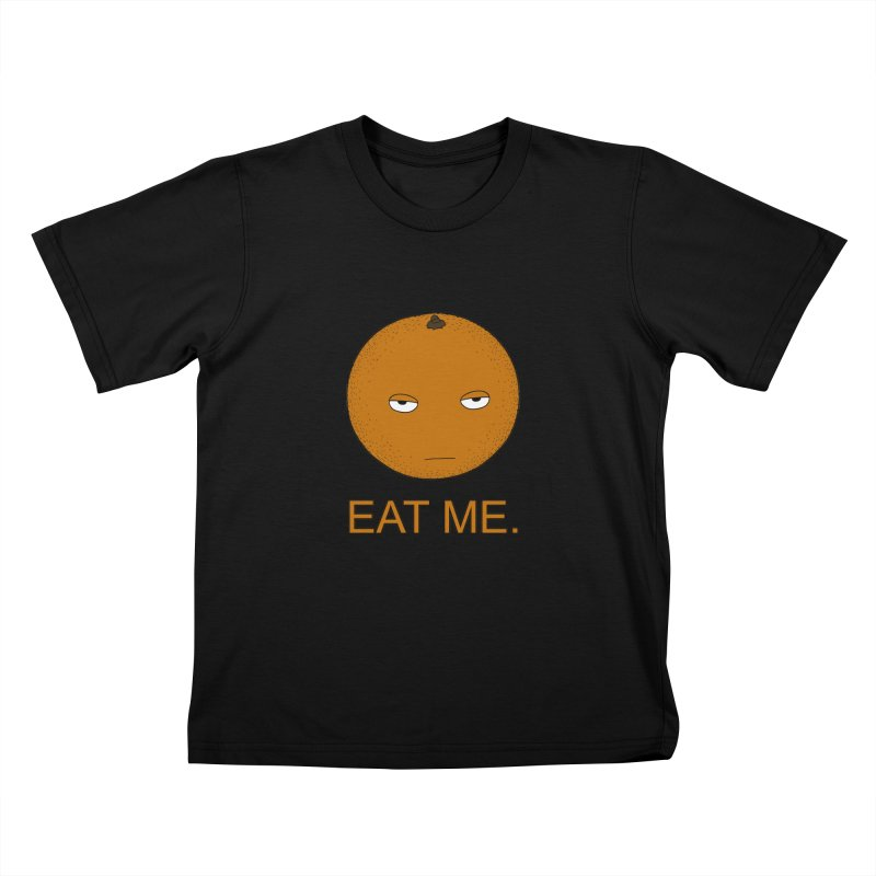 Eat Me Kids T-Shirt by KAUFYSHOP