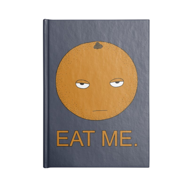 Eat Me Accessories Notebook by KAUFYSHOP