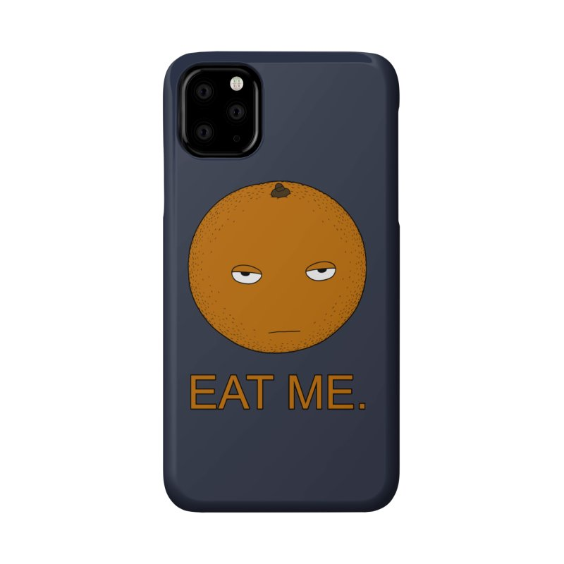 Eat Me Accessories Phone Case by KAUFYSHOP