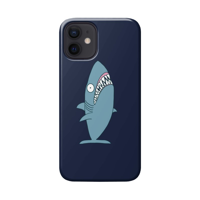 The Mighty Great White Shark Accessories Phone Case by KAUFYSHOP