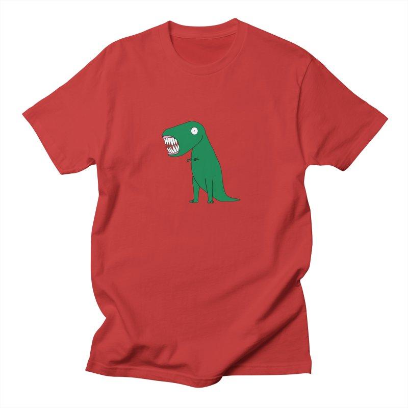 The Terrible Tyrannosaurus Rex Men's T-Shirt by KAUFYSHOP