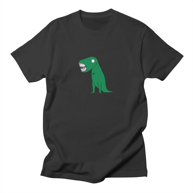 The Terrible Tyrannosaurus Rex Men's T-Shirt by KAUFYSHOP
