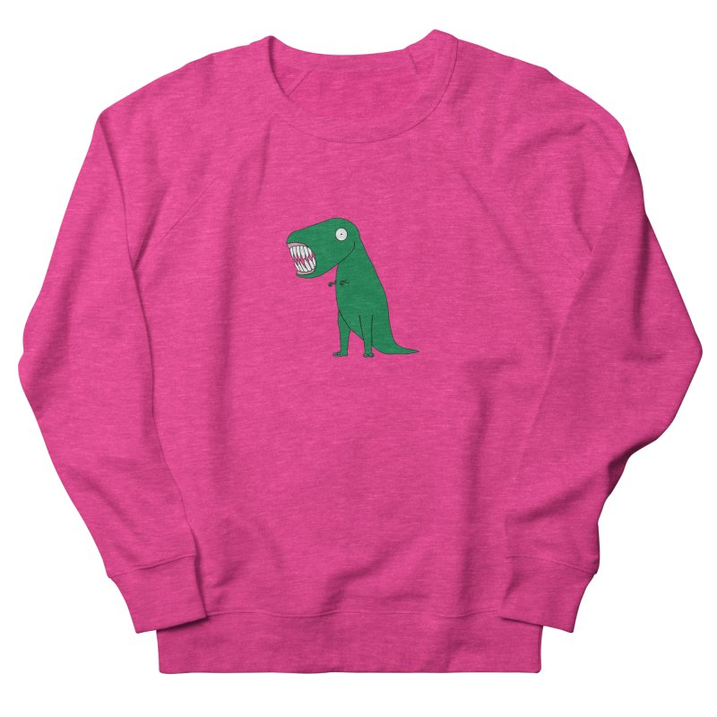 The Terrible Tyrannosaurus Rex Women's Sweatshirt by KAUFYSHOP