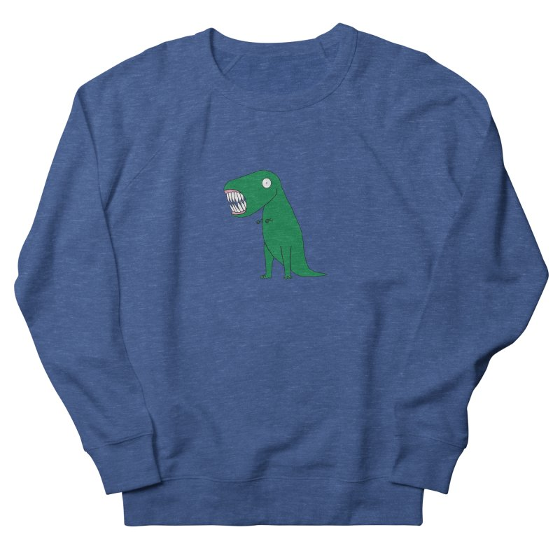 The Terrible Tyrannosaurus Rex Men's Sweatshirt by KAUFYSHOP