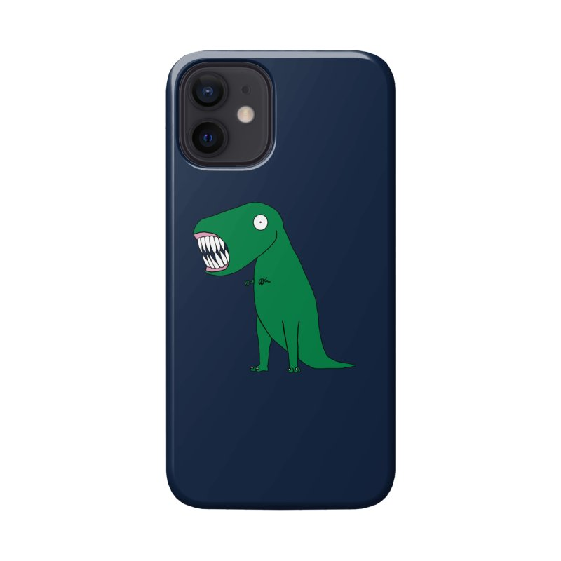 The Terrible Tyrannosaurus Rex Accessories Phone Case by KAUFYSHOP