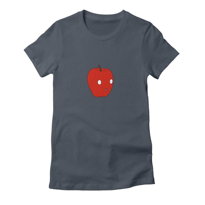 Apple Women's T-Shirt by KAUFYSHOP