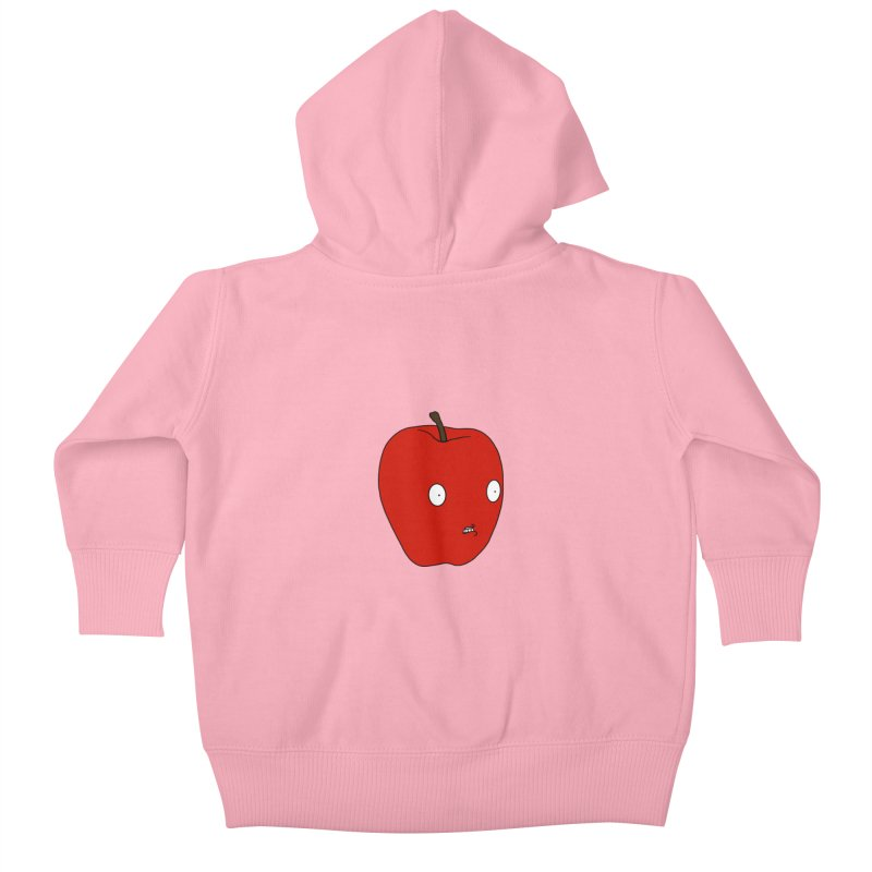 Apple Kids Baby Zip-Up Hoody by KAUFYSHOP