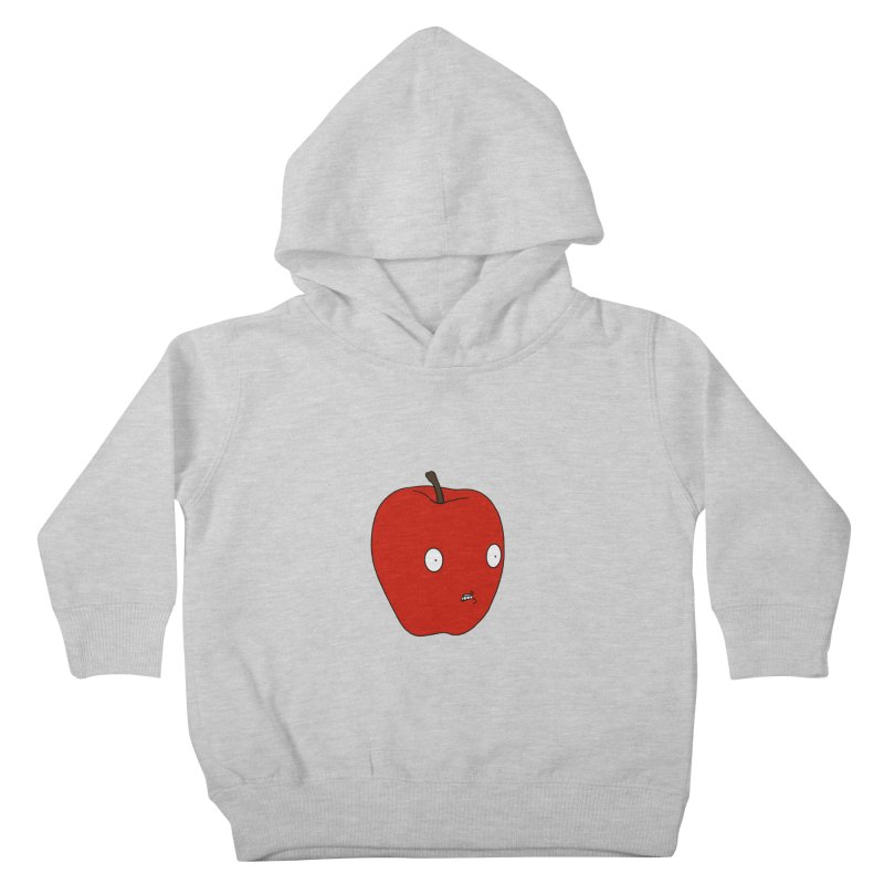 Apple Kids Toddler Pullover Hoody by KAUFYSHOP
