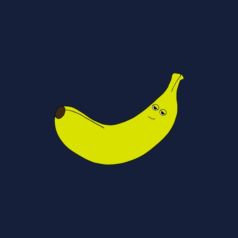 Banana Kids Baby T-Shirt by KAUFYSHOP