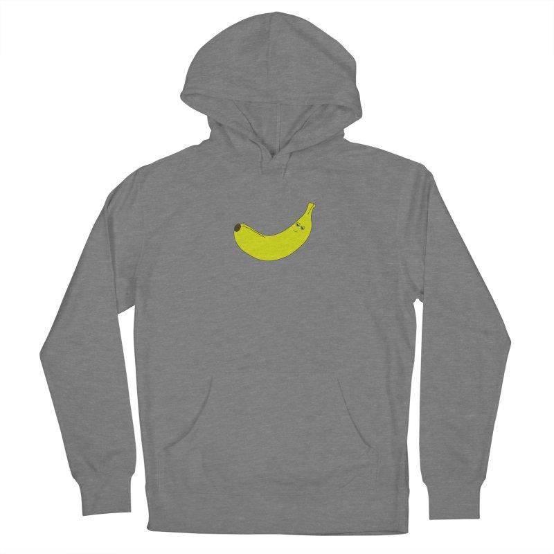 Banana Women's Pullover Hoody by KAUFYSHOP