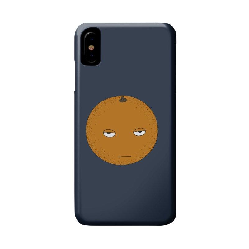 Orange Accessories Phone Case by KAUFYSHOP