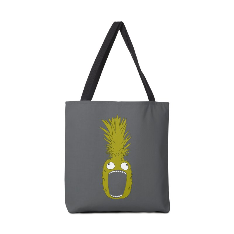 Pineapple Accessories Tote Bag Bag by KAUFYSHOP