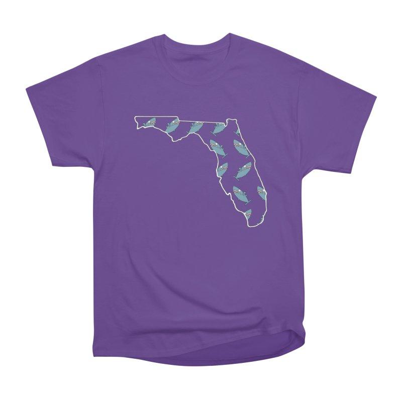 Florida Sharks Men's T-Shirt by KAUFYSHOP