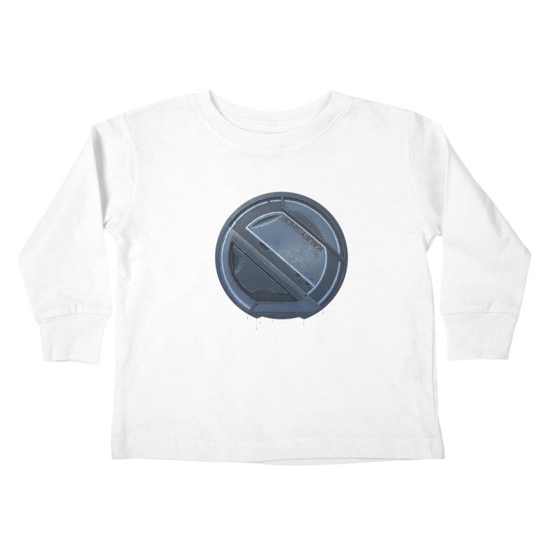 Graphic Design 01 Kids Toddler Longsleeve T-Shirt by KAUFYSHOP