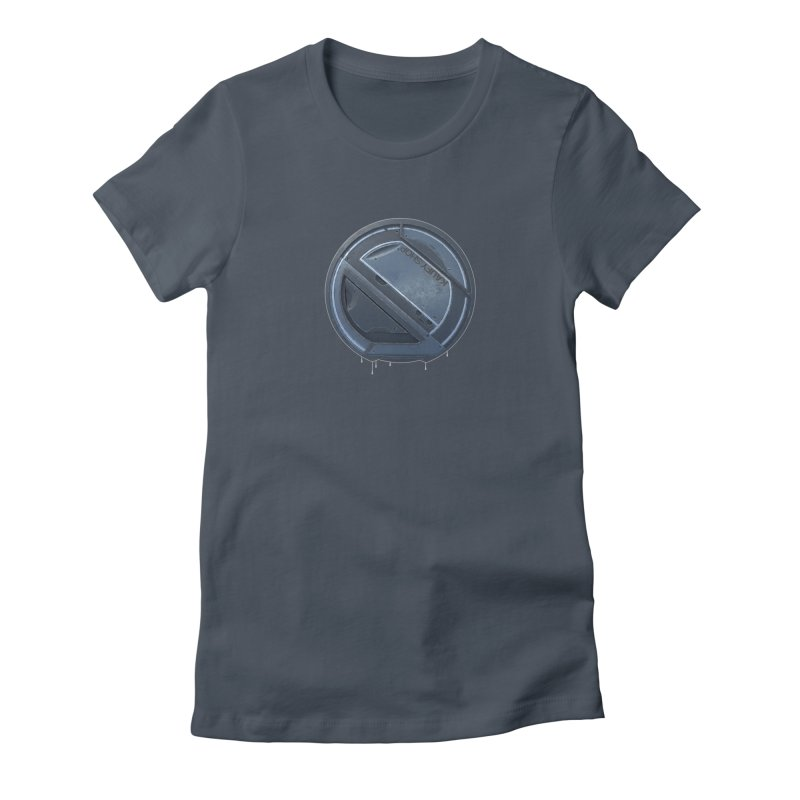 Graphic Design 01 Women's Fitted T-Shirt by KAUFYSHOP