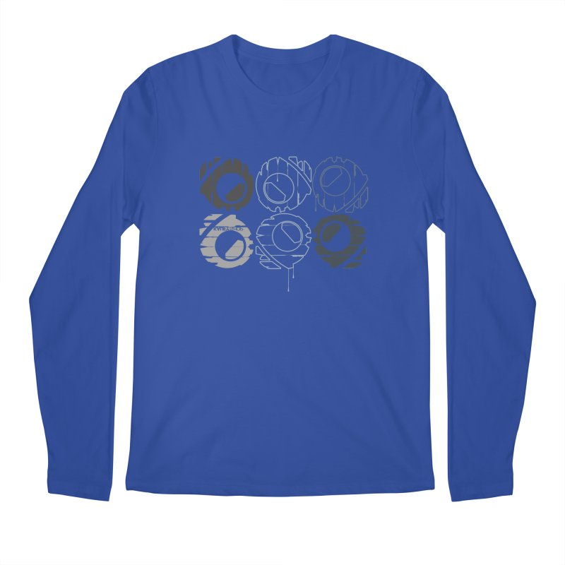 Graphic Design 02 Men's Regular Longsleeve T-Shirt by KAUFYSHOP
