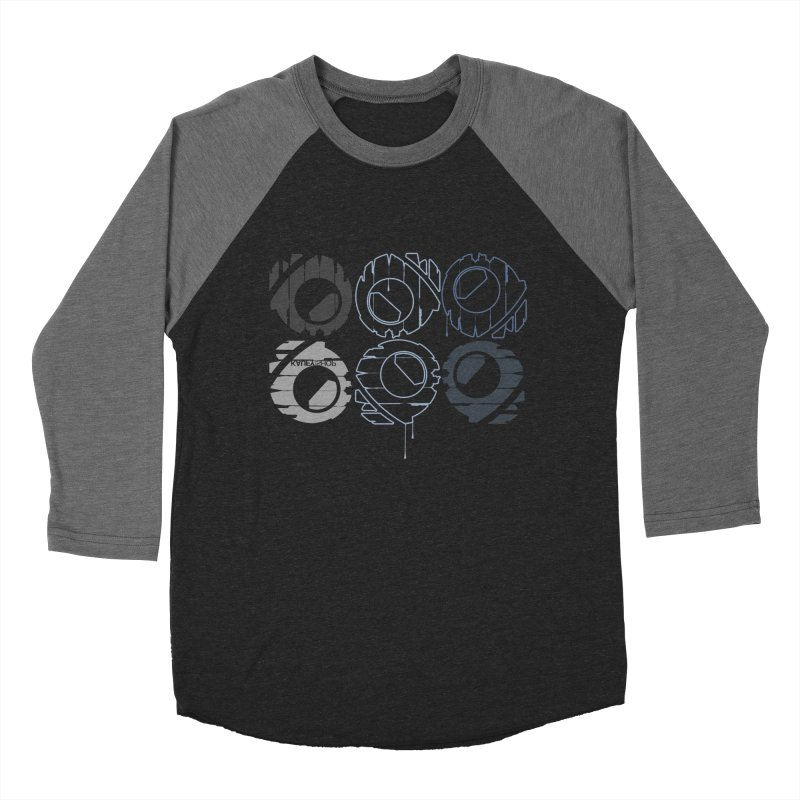 Graphic Design 02 Women's Baseball Triblend Longsleeve T-Shirt by KAUFYSHOP
