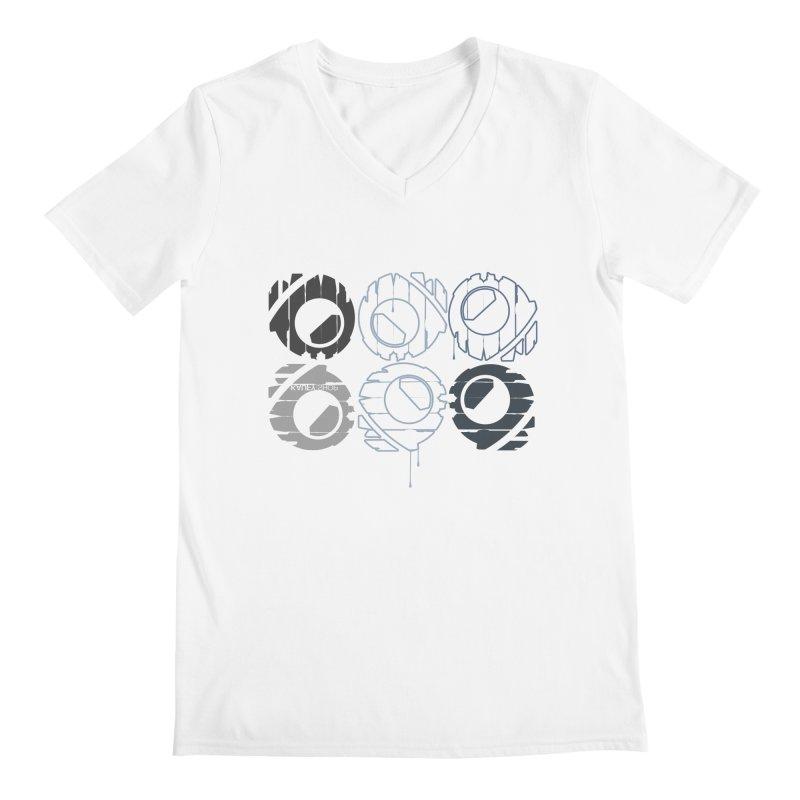 Graphic Design 02 Men's V-Neck by KAUFYSHOP