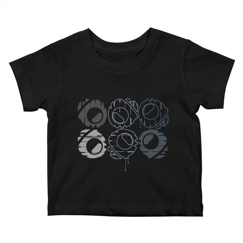 Graphic Design 02 Kids Baby T-Shirt by KAUFYSHOP
