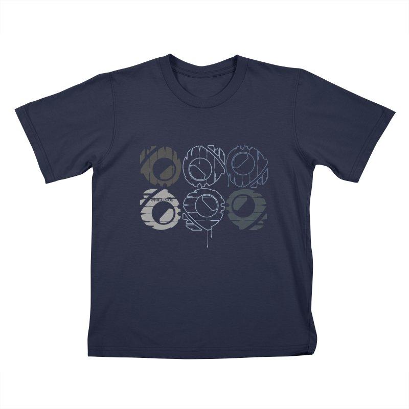 Graphic Design 02 Kids T-Shirt by KAUFYSHOP
