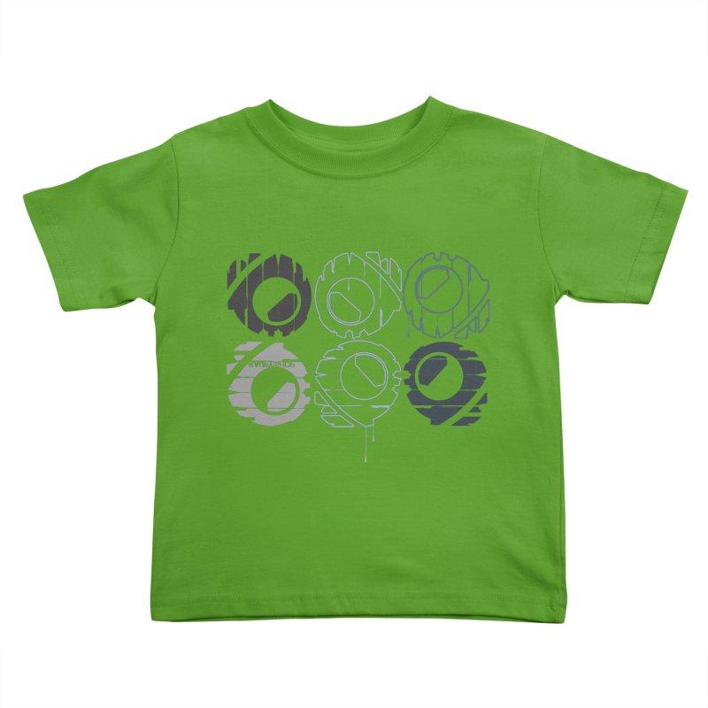 Graphic Design 02 Kids Toddler T-Shirt by KAUFYSHOP