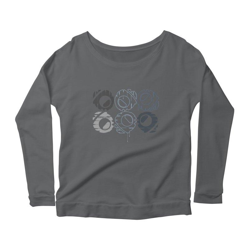 Graphic Design 02 Women's Longsleeve T-Shirt by KAUFYSHOP