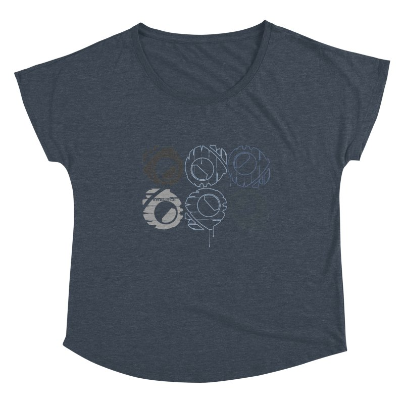 Graphic Design 02 Women's Scoop Neck by KAUFYSHOP