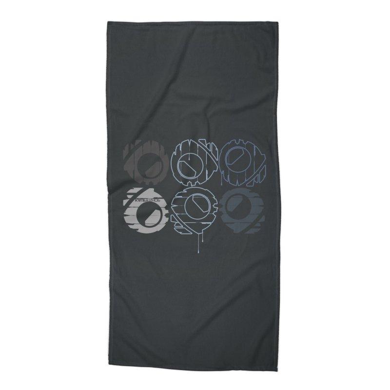 Graphic Design 02 Accessories Beach Towel by KAUFYSHOP