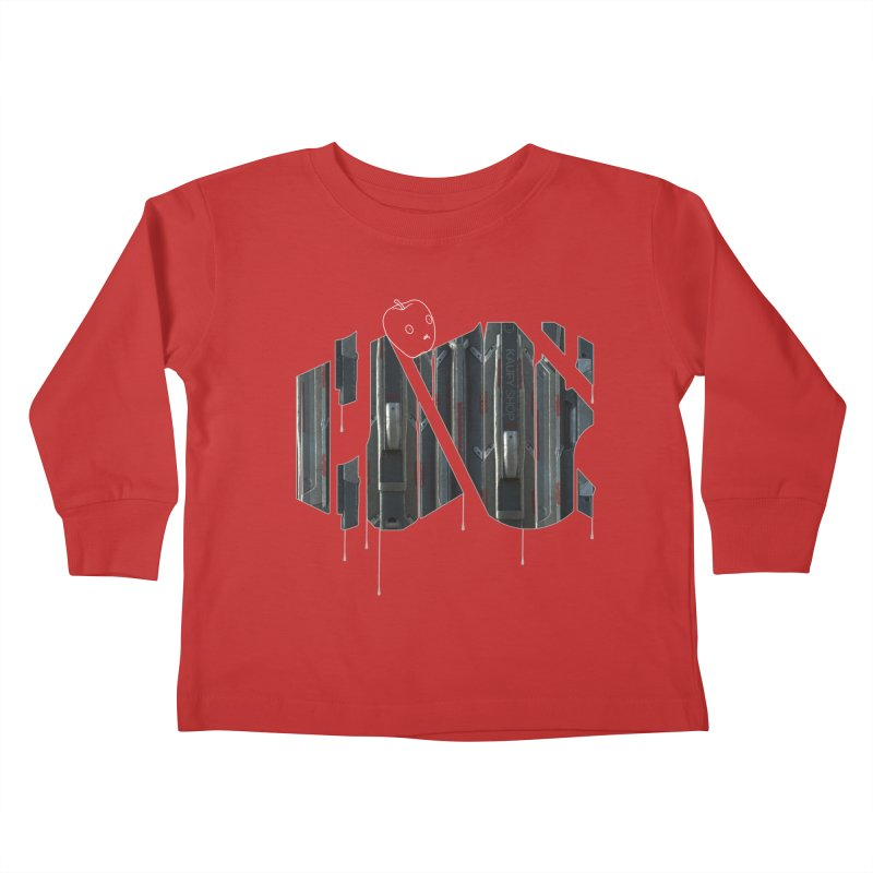 Graphic Design 04 Kids Toddler Longsleeve T-Shirt by KAUFYSHOP