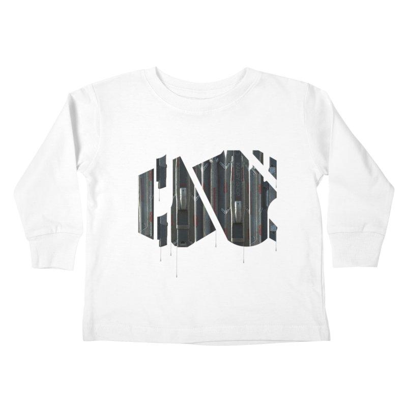 Graphic Design 04 Kids Toddler Longsleeve T-Shirt by KAUFYSHOP