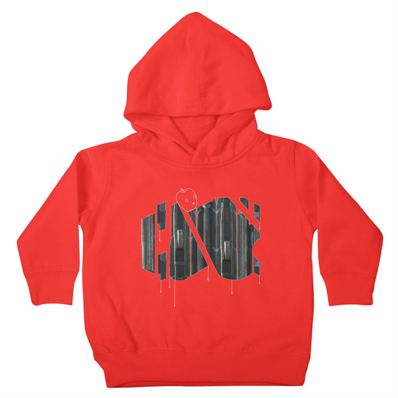 Graphic Design 04 Kids Toddler Pullover Hoody by KAUFYSHOP