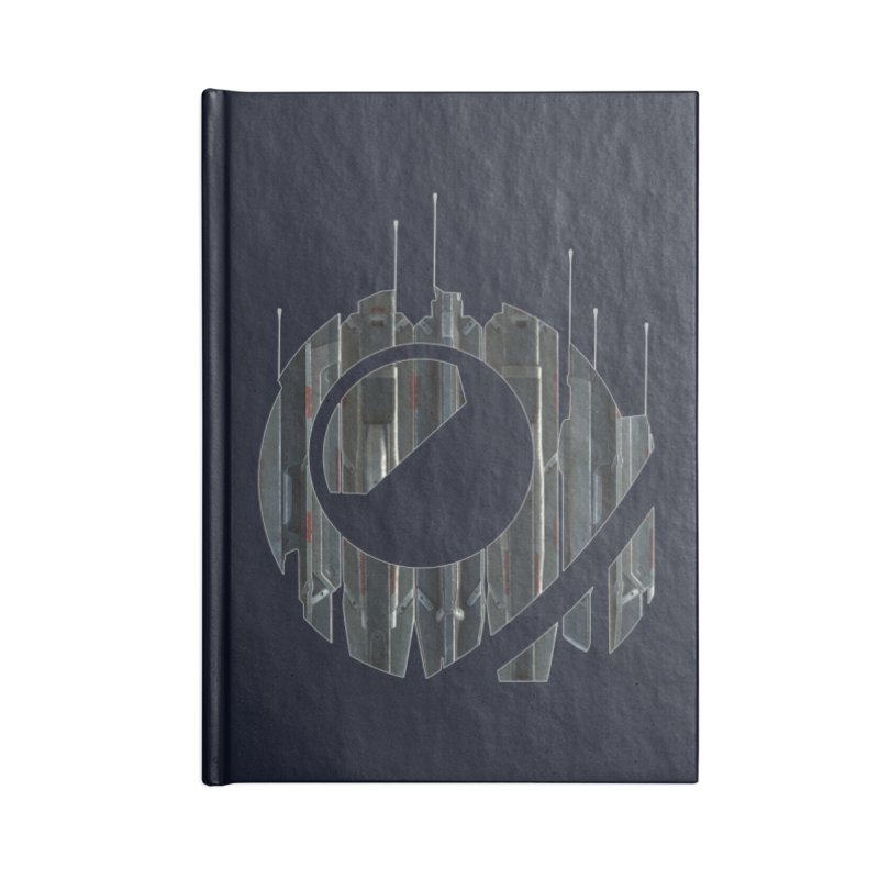 Graphic Design 05 Accessories Blank Journal Notebook by KAUFYSHOP