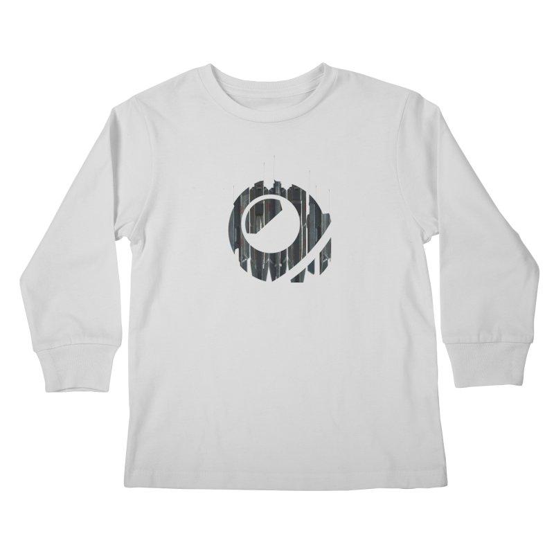 Graphic Design 05 Kids Longsleeve T-Shirt by KAUFYSHOP