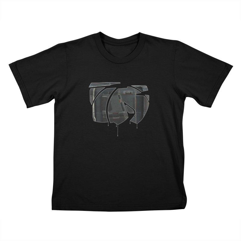 Graphic Design 06 Kids T-Shirt by KAUFYSHOP