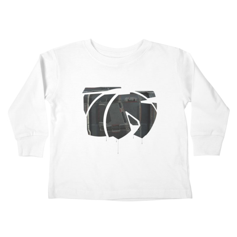 Graphic Design 06 Kids Toddler Longsleeve T-Shirt by KAUFYSHOP