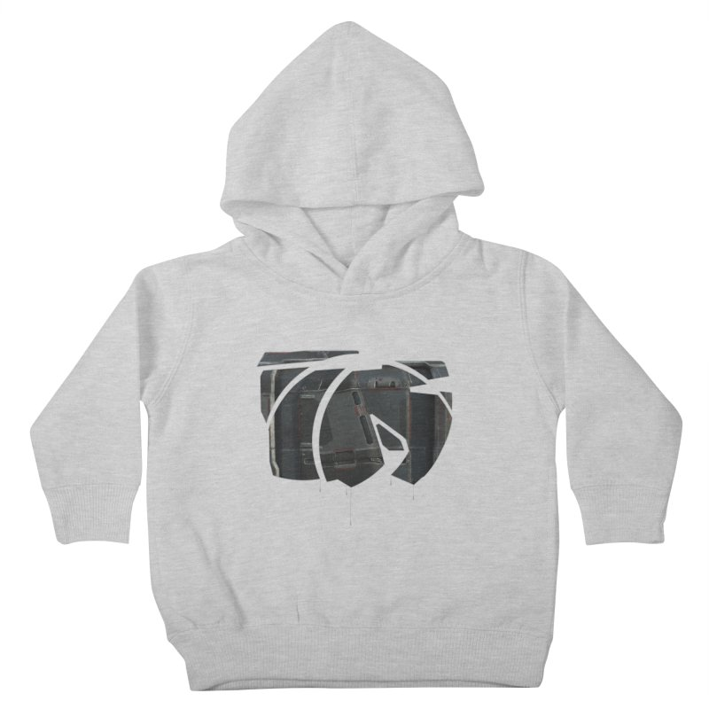 Graphic Design 06 Kids Toddler Pullover Hoody by KAUFYSHOP