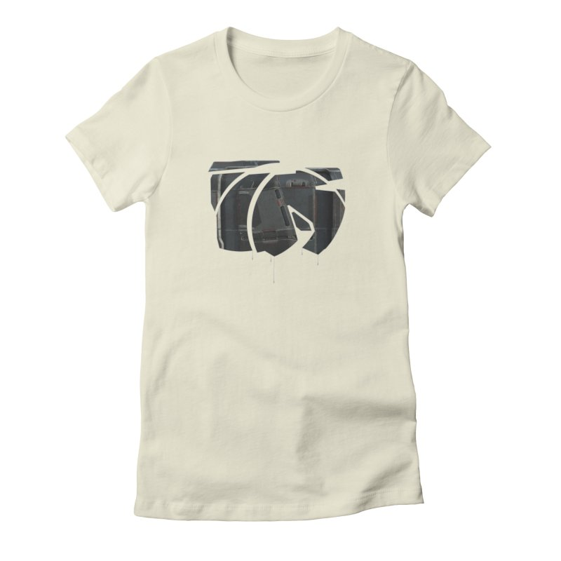 Graphic Design 06 Women's Fitted T-Shirt by KAUFYSHOP