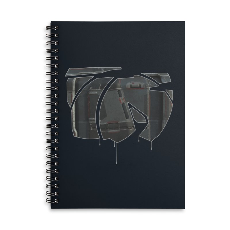 Graphic Design 06 Accessories Notebook by KAUFYSHOP