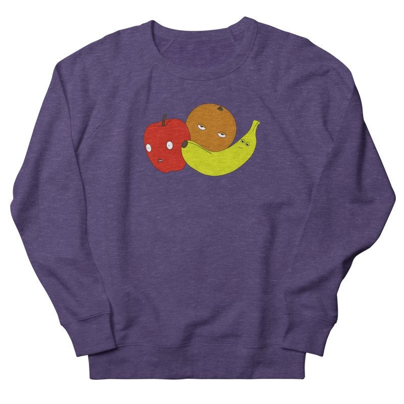 Apple Orange Banana Women's Sweatshirt by KAUFYSHOP