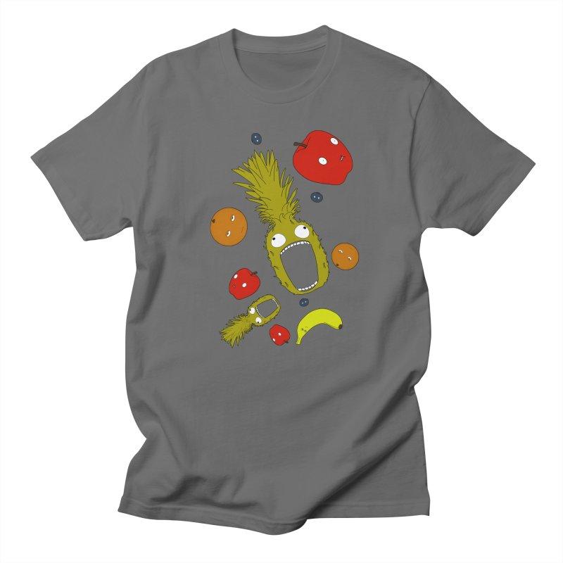 Falling Fruit Men's T-Shirt by KAUFYSHOP